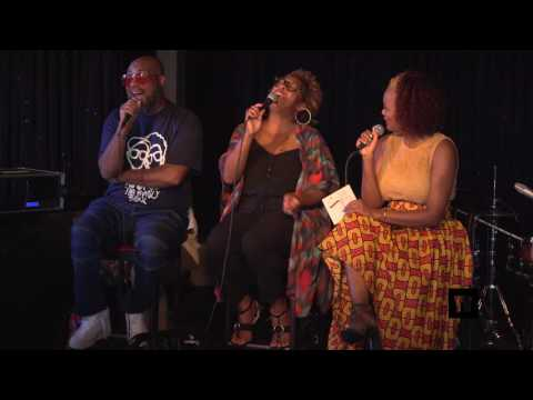 Kindred The Family Soul - Capital Jazz TV interview from The SuperCruise X