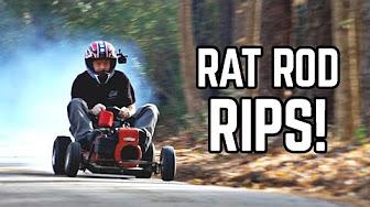 80 Hp Go Kart