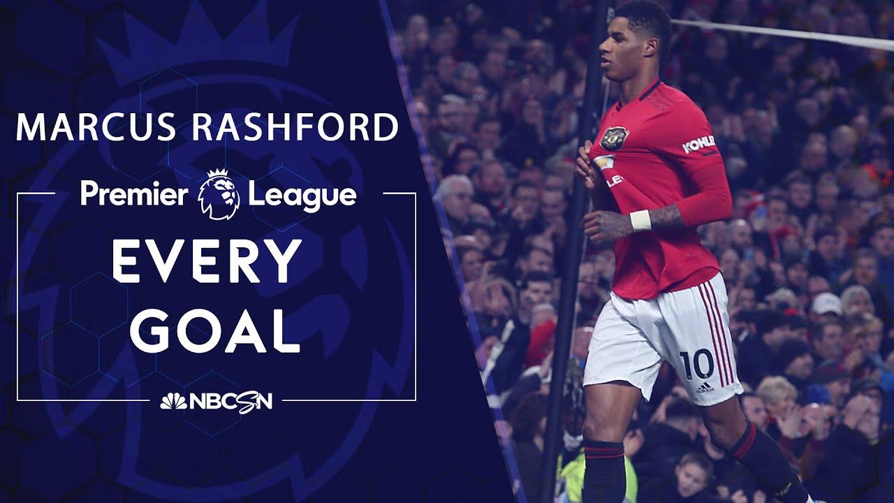 Download Every Marcus Rashford goal in the 2019-20 season | Premier League | NBC Sports