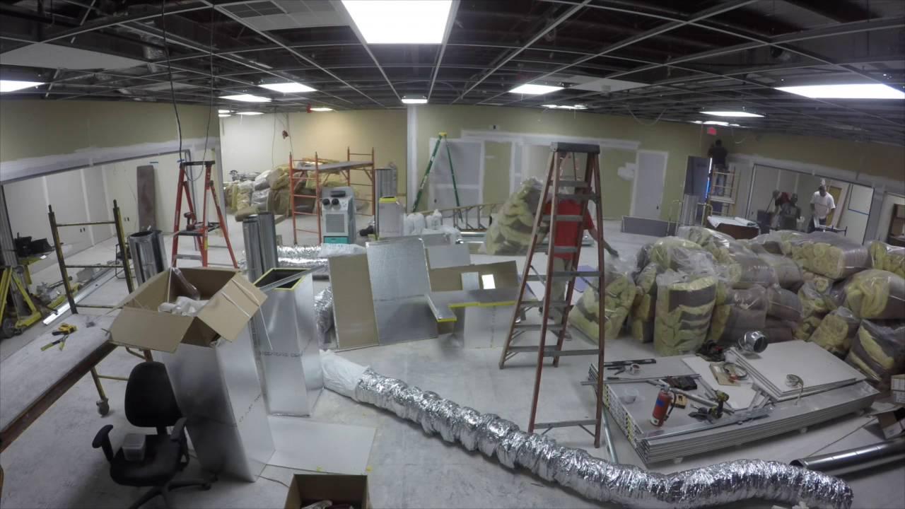 DOW Electronics Office Renovation