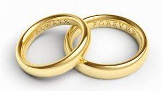 видео Обручальные кольца: факты и история
