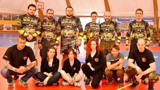 Ножевой бой S.P.A.S. на турнире в г.Серпухов. Knife fighting S.P.A.S.