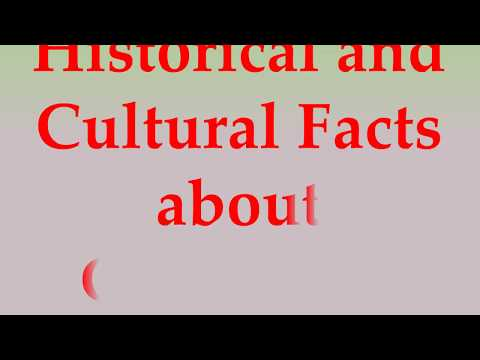 Historical and Cultural Facts about Guatemala