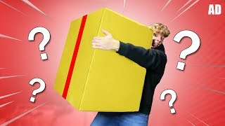 I Received The ULTIMATE MYSTERY Package!