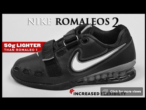 Weightlifting shoes and Nike Romaleos 2 Review - YouTube 84c5bd821