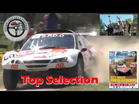 Rallye Jean de la Fontaine 2017 - Top Selection