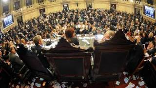 Apertura de sesiones legislativas 2011. Discurso de la Presidenta Cristina Fernández