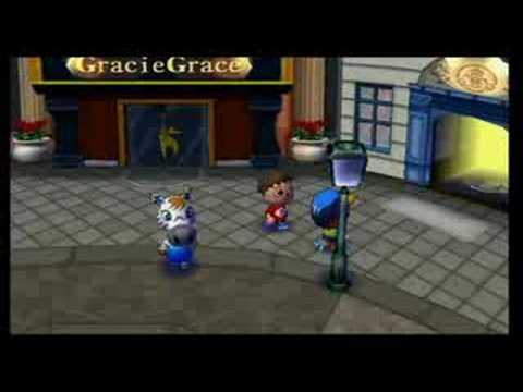Animal Crossing: City Folk (Wii) E3 Trailer