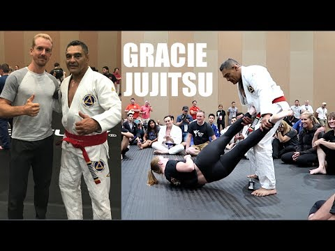 The Greatest Martial Art?  Brazilian Jujitsu | Gracie Jujitsu with Rickson Gracie