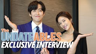 Exclusive Interview with Nam Koong Min & Hwang Jung Eum [The Undateables]