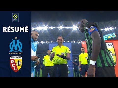 OLYMPIQUE DE MARSEILLE - RC LENS (2 - 3) - Résumé - (OM - RCL) / 2021-2022