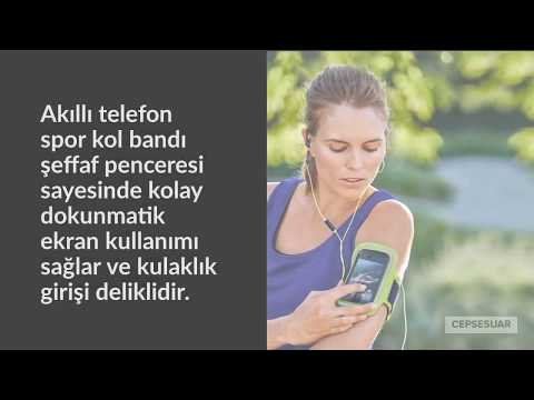Cepsesuar - Spor Kol Bandı, Koşuda Arabada Seyahatte Rahatça Telefon Kullanın