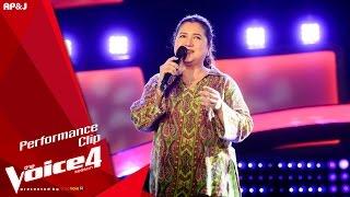 The Voice Thailand - ไก่ อัญชุลีอร - Summertime - 6 Sep 2015