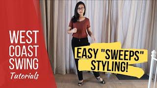 WCSA Tutorial: Styling with sweeps - Jennifer Liu