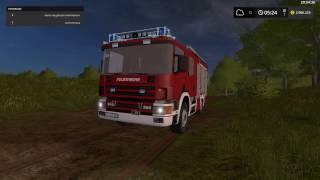 Heute stelle ich euch das   Scania 94D LF24 V 1.0 Ostern Mod für Landwirtschafts Simulator 17 vor.