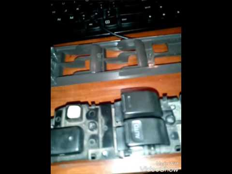 Replace 1996 2002 toyota 4runner power window switch h for 1995 toyota 4runner rear window problems