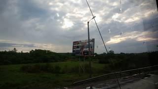 . Нижний Ломов. Поездка по Пензенской области белой ночью