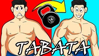 TABATA SONG KETTLEBELL WORKING OUT!
