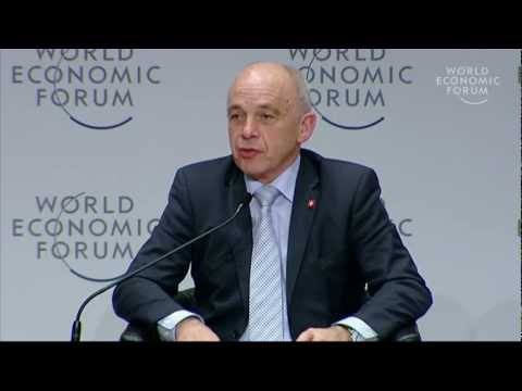 Davos 2013 - Open Forum: Mega Sporting Events -- In Whose Interest?