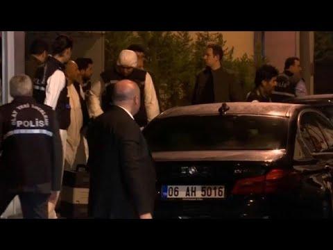 Jamal Khasshoggi terá sido desmembrado depois de morto