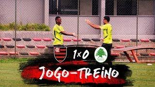 Jogo-treino: Flamengo 1x0 Boavista