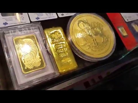 Gold Coin 1 Kg 41.000 Dollars Gold Souk Dubai
