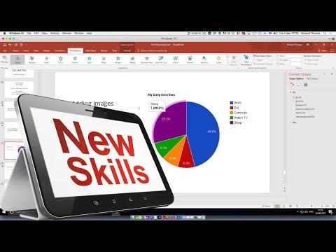 Microsoft PowerPoint 2016  Hướng dẫn cho người mới bắt đầu  Thiết kế trang Slide đẹp