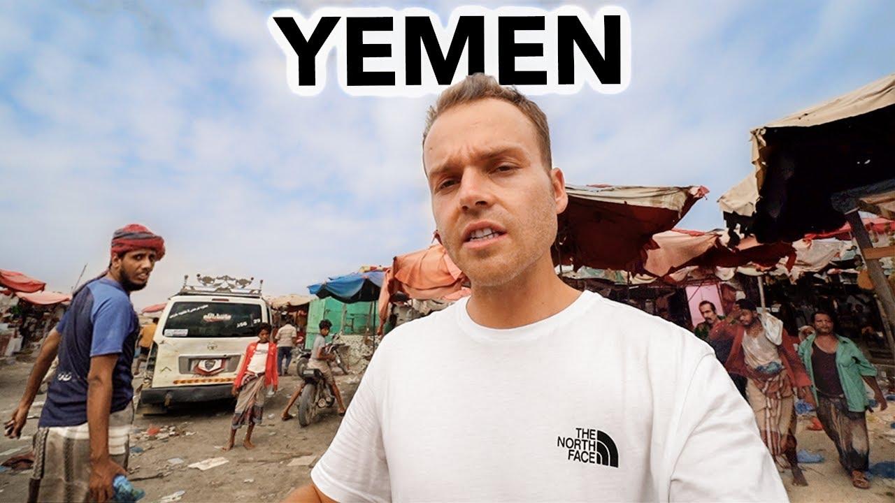 Walking Streets of Yemen (harsh reality)