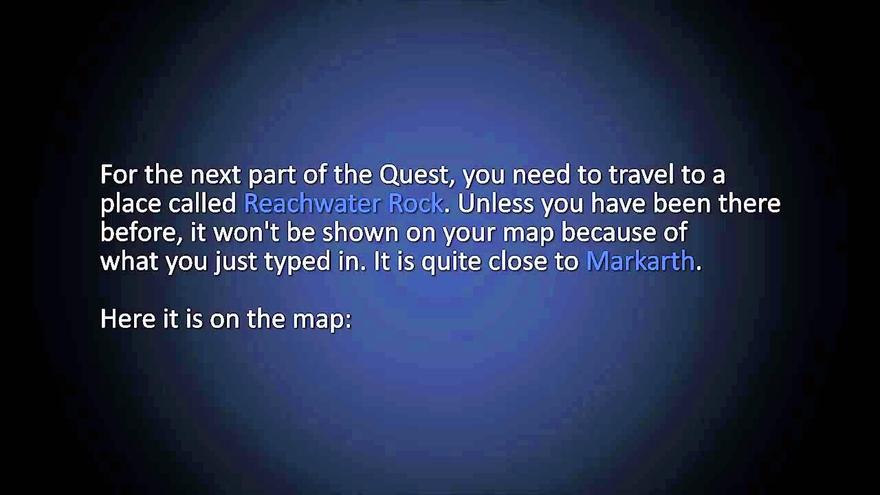 Skyrim Fixing A Bugged Forbidden Legend Quest