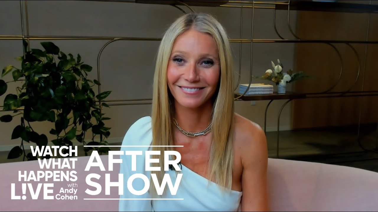 Gwyneth Paltrow on Gifting Sex Toys to Celebs | WWHL