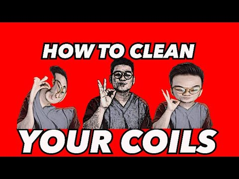 Clean your coils bruh! (Filipinoy oyat!) #filipino #vape #tutorials