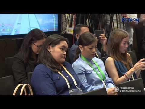 Press Conference by DPWH Sec. Villar, DOTr Sec. Tugade and BCDA Pres./CEO Dizon 4/27/2017