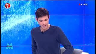 27-02-2019: ΜΕΝΙΟΣ LIVE ΣΤΟ ΝΕΟ EPSILON