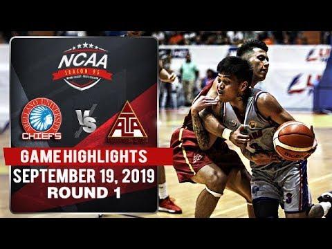 AU vs. UPHSD - September 19, 2019 | Game Highlights | NCAA 95 MB