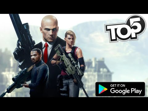 TOP 5 SNIPER GAMES FOR ANDROID 2019 HD | HIGH GRAPHICS |