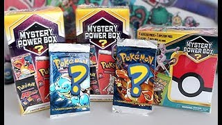 Opening 3x VINTAGE POWER Pokemon Boxes