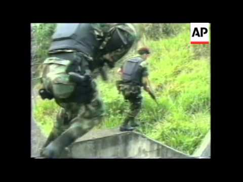 COLOMBIA: CALI: DRUG'S CARTEL MEETING PLACE DISCOVERED
