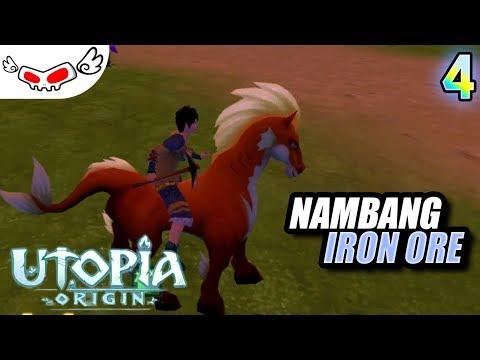Nambang Iron Ore | Utopia Origin Indonesia #4