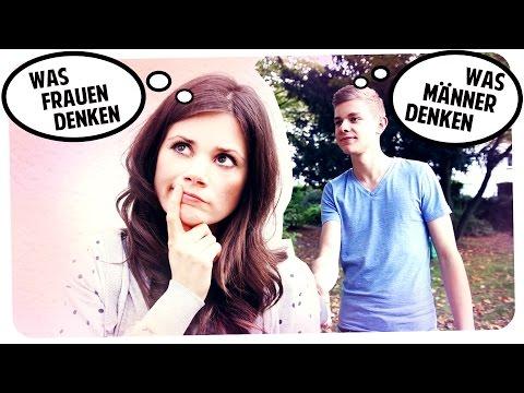 Was Frauen denken vs. was Männer denken - feat. UFONETV