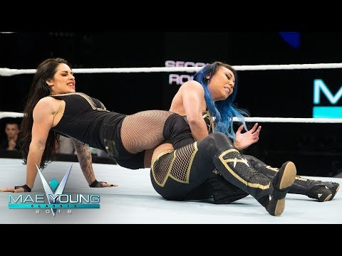 Kaitlyn vs. Mia Yim - Second-Round Match: Mae Young Classic, Oct. 10, 2018