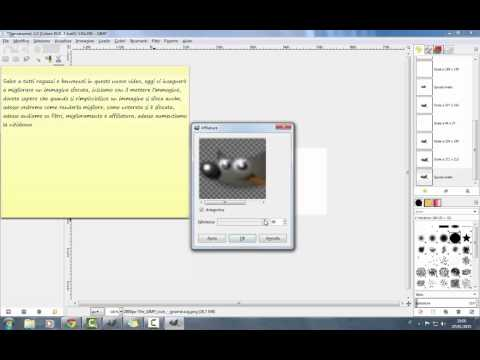 Speed Tutorial Gimp - Migliorare una foto mossa - How to improve a picture move from YouTube · Duration:  3 minutes 44 seconds