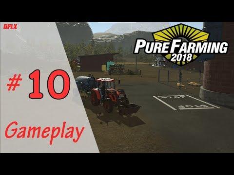 🚜 IRRIGATION, FERTILISATION ! - Pure Farming 2018