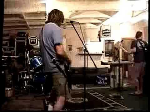 Local H During a rehearsal for