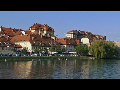 MARIBOR, Eslovenia / MARBURG Slovenia / Turismo tourism travel tour visit Estiria Mariborsko Pohorje