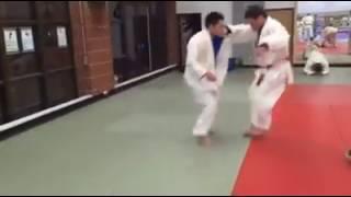 陳教練柔道(Judo) 快、狠、準5秒過肩摔