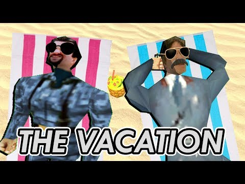 Guards N' Retards: The Vacation