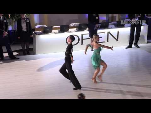 Urban Istvan - Urban Lilla HUN, Pasodoble | WDSF Open Junior II Latin