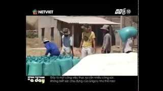 Living Vietnam in a day: Grigoty learns to make salt | 06/06/2014