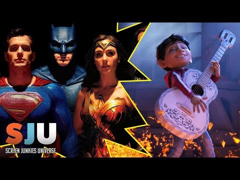 Download Youtube: Can Pixar's Coco Take On The Justice League? - SJU