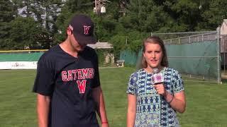 Gatemen Baseball Network Pregame: Wareham Gatemen vs. Falmouth Commodores WCS Game 1 (8/8/18)